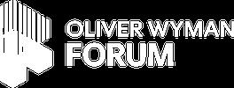 Oliver Wyman Forum logo